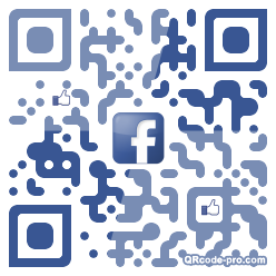 QR code with logo 1BD50