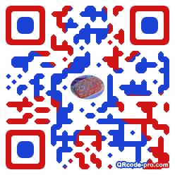 QR code with logo 1BGj0