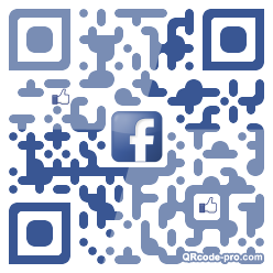 QR code with logo 1BJN0
