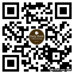 QR code with logo 1BJe0