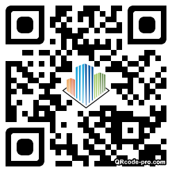 QR code with logo 1BKf0