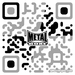 QR code with logo 1BLD0