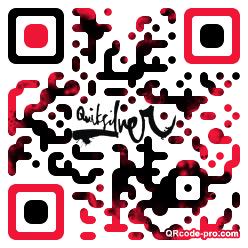 QR code with logo 1BMv0