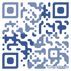 QR code with logo 1BOC0