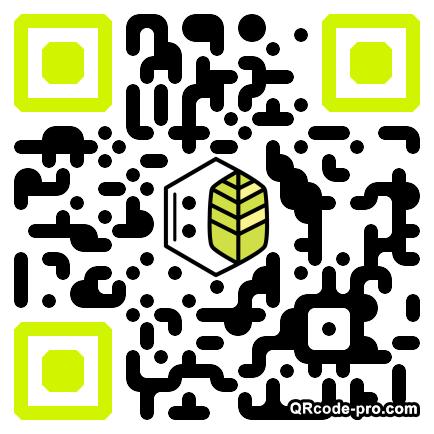 QR Code Design 1BOK0