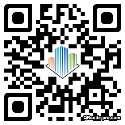 QR code with logo 1BS30