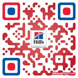QR code with logo 1BSD0