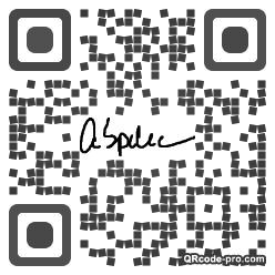 QR code with logo 1BWm0