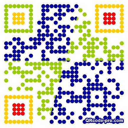 QR Code Design 1BXG0