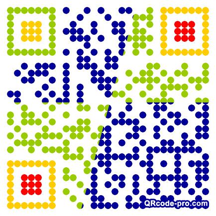 QR Code Design 1BXH0