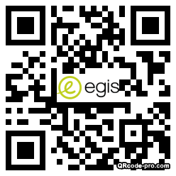 QR code with logo 1BY40