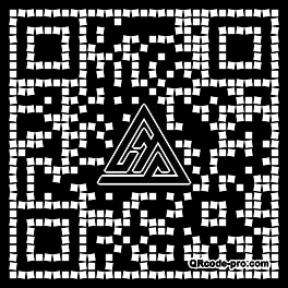 QR code with logo 1BZQ0
