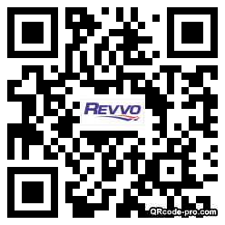 QR code with logo 1Bc20