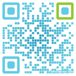 QR code with logo 1BdE0