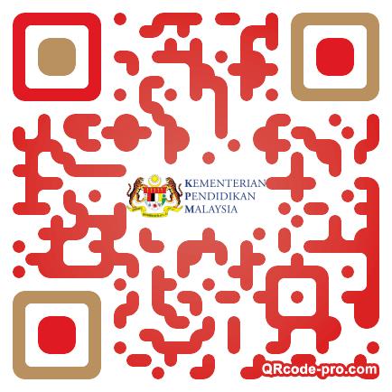 QR code with logo 1Bem0