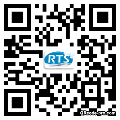 QR code with logo 1BoU0