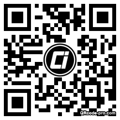 QR code with logo 1Bp30