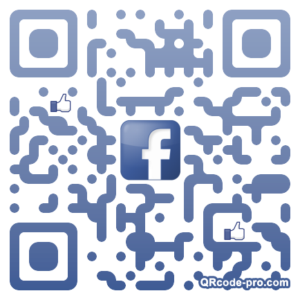 QR code with logo 1Bpn0