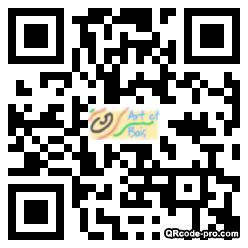 QR code with logo 1Bq00