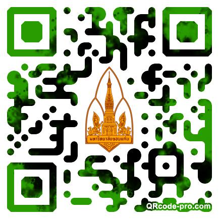 Diseño del Código QR 1Br40