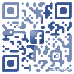 QR code with logo 1BsA0