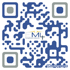 QR code with logo 1BsR0