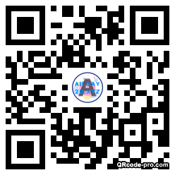 QR code with logo 1Bxg0