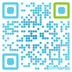 QR code with logo 1Byw0