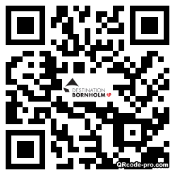 QR code with logo 1BzA0