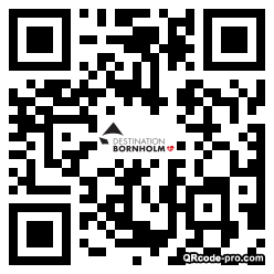 QR code with logo 1Bze0