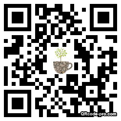 QR code with logo 1C440