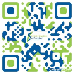 QR code with logo 1C6E0