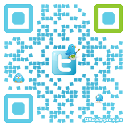 QR code with logo 1C940