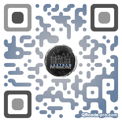QR code with logo 1C9a0