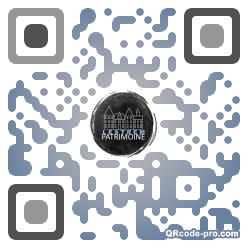QR code with logo 1C9e0