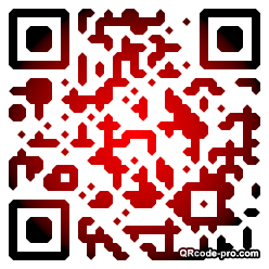 QR code with logo 1CAQ0
