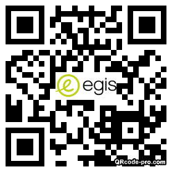 QR code with logo 1CEx0