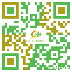 QR code with logo 1CGz0