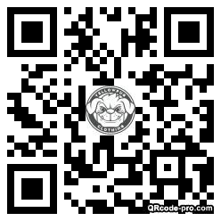 QR code with logo 1CJB0