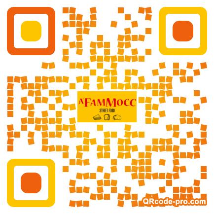 QR Code Design 1CMo0