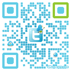 QR code with logo 1CNG0