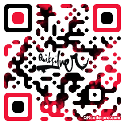 QR code with logo 1CNf0