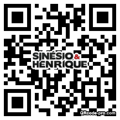 QR code with logo 1CNm0