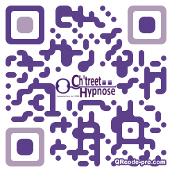 QR code with logo 1COX0