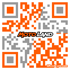 QR code with logo 1CP30