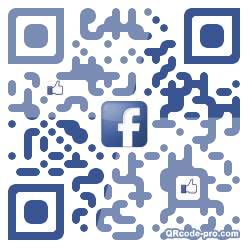 QR code with logo 1CPM0