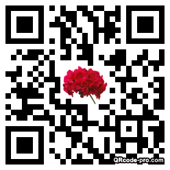 QR code with logo 1CPV0
