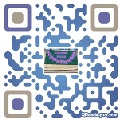QR code with logo 1CSO0