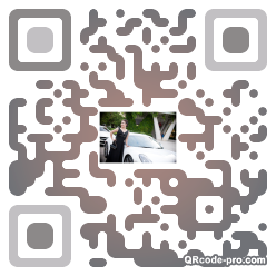 QR code with logo 1Ca70