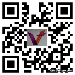 QR code with logo 1Cae0